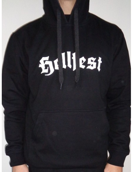 Hellectric - Sweat capuche homme
