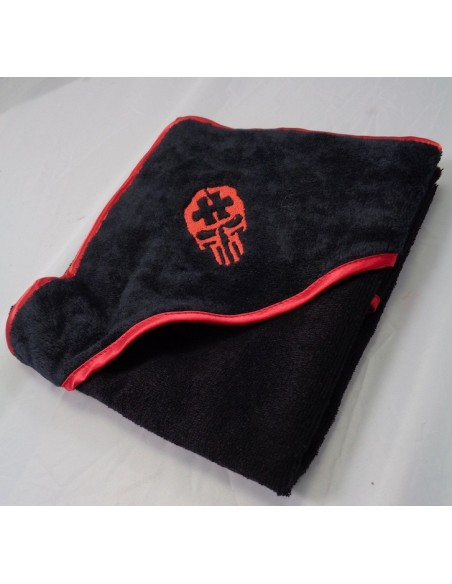 Punishell - baby bath robe
