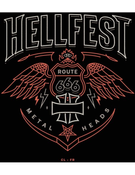 Hell's road - TS Homme