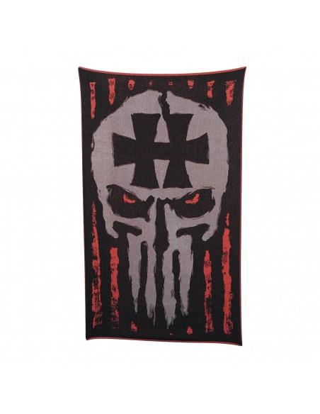 Skull Flag - Serviette de plage
