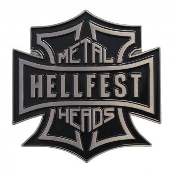 Metalheads - Boucle de ceinture
