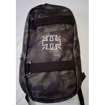 Hellectric SK8 - Sac night camo