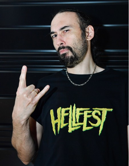 Hell FCN - Tee shirt homme