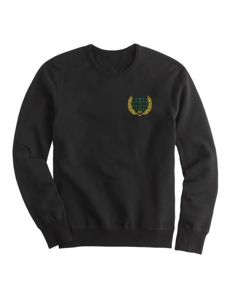 H crest vert - Sweat crewneck