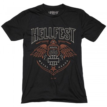 Hell's road - TS Men