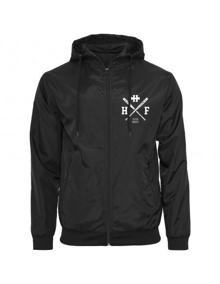 HxF logo - Coupe vent