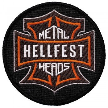 Metalheads - Patch