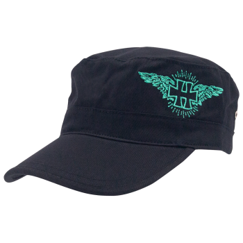 Casquette army - H wings