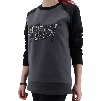 "Sweater raglan ""Leopard"""