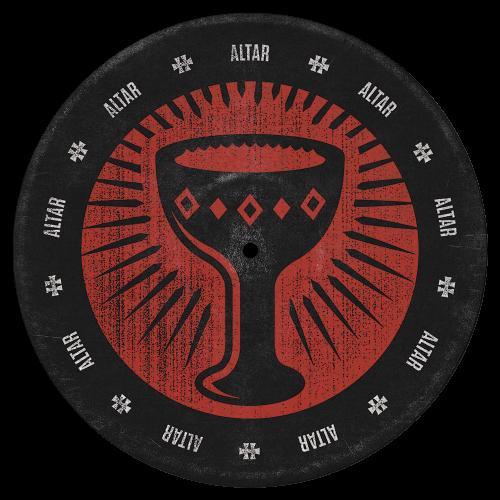 Altar- Feutrine Vinyles