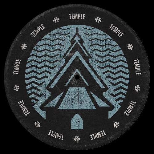 Temple - Feutrine Vinyles