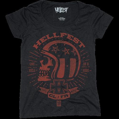 """T-Shirt """"Hellmet"""""""