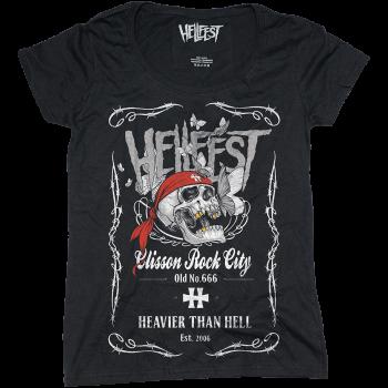 """T-Shirt """"Rock City"""""""