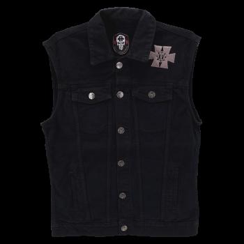"""Sleeveless Jacket """"H XV"""""""