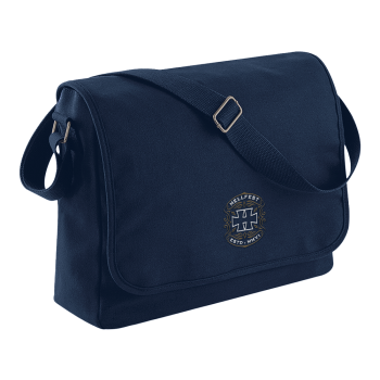 "Sac Messenger ""Legacy"" navy"