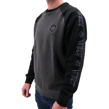 "Sweater Raglan ""Black Co"""