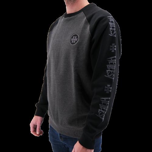 "Crewneck sweater ""Black Co"""
