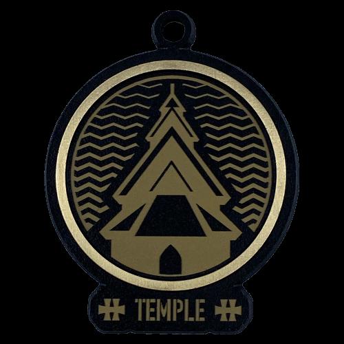 """Ecu """"Temple"""""""