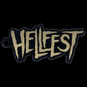 "Ecu "" Hellfest"" logo"