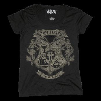 """Tee Shirt Femme  """"Team Shield"""""""