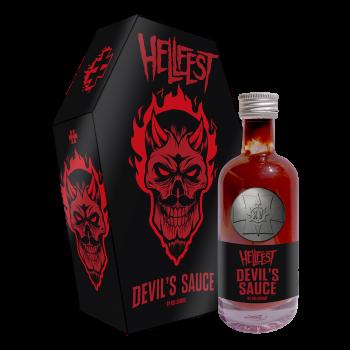 "Coffin Box ""Devil Sauce"""