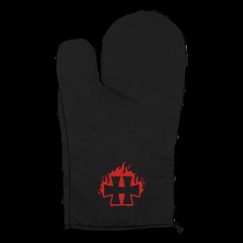 "Oven glove ""Fire"""