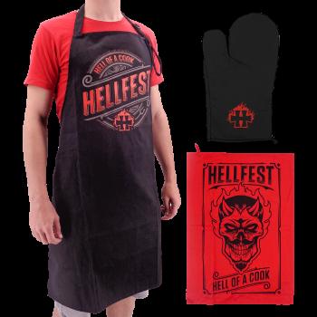 """Set de cuisine """"Hell of a..."""